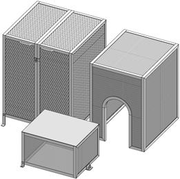 Valve Enclosures