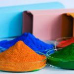 Powder Coating Finishing & Common Colors
